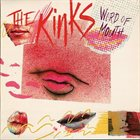 THE KINKS Word Of Mouth album cover