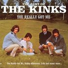 THE KINKS You Really Got Me: The Best Of The Kinks album cover