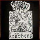 THE KRUSHERS Psycokrusherz Split album cover