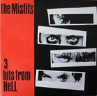 THE MISFITS 3 Hits from Hell album cover