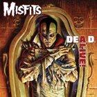 THE MISFITS Dea.d. Alive! album cover