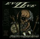 THE MISFITS Evilive II album cover