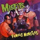 THE MISFITS Famous Monsters album cover