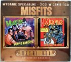 THE MISFITS Famous Monsters / Cuts From The Crypt album cover