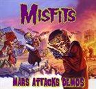 THE MISFITS Mars Attacks Demo album cover