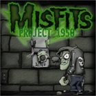THE MISFITS Project 1950 album cover