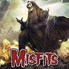 THE MISFITS The Devil's Rain album cover