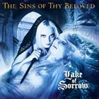 THE SINS OF THY BELOVED Lake of Sorrow Album Cover
