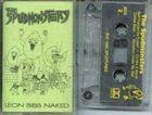 THE SPUDMONSTERS Leon Bibb Naked album cover