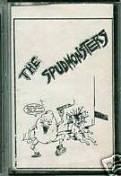 THE SPUDMONSTERS The Spudmonsters album cover