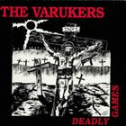 THE VARUKERS Deadly Games album cover