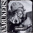 THE VARUKERS Humanity album cover