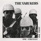 THE VARUKERS One Struggle, One Fight album cover