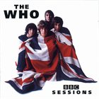 THE WHO BBC Sessions album cover