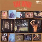 THE WHO Direct Hits album cover