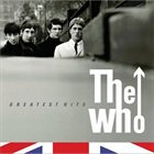 THE WHO Greatest Hits album cover