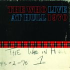 THE WHO Live At Hull album cover