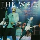 THE WHO Live At The Royal Albert Hall album cover
