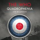 THE WHO Quadrophenia: Live In London album cover