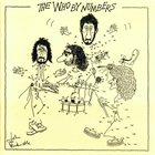 THE WHO The Who By Numbers album cover