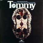 THE WHO Tommy (Soundtrack) album cover
