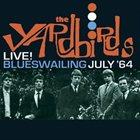 THE YARDBIRDS Blueswailing July '64 album cover