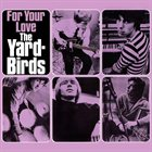 THE YARDBIRDS For Your Love album cover