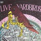 THE YARDBIRDS Live Yardbirds album cover