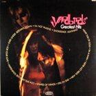 THE YARDBIRDS Greatest Hits album cover