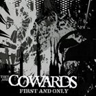 THEY ARE COWARDS Code Black / First And Only album cover