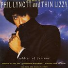THIN LIZZY Soldier Of Fortune: Best Of Phil Lynott And Thin Lizzy album cover
