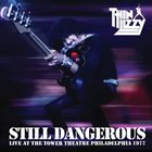 THIN LIZZY Still Dangerous album cover
