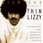 THIN LIZZY Wild One: The Very Best Of Thin Lizzy album cover