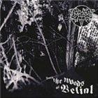 THOU SHALT SUFFER Into The Woods Of Belial album cover