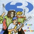 THREE Paint by Number album cover