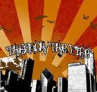 THROUGH THE FIRE Through The Fire album cover