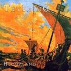THYRFING Hednaland album cover