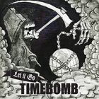 TIMEBOMB Let it Go album cover