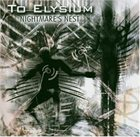 TO ELYSIUM Nightmare's Nest album cover