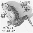 TOAD BIRTH Avenge A Mutilation album cover