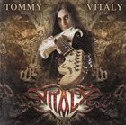TOMMY VITALY Hanging Rock album cover