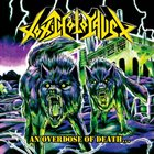 TOXIC HOLOCAUST An Overdose of Death... album cover