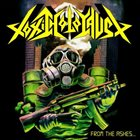 TOXIC HOLOCAUST From the Ashes of Nuclear Destruction album cover