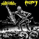 TOXIC HOLOCAUST Toxic Holocaust / Inepsy album cover