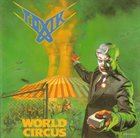 TOXIK World Circus album cover