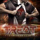 TREAT Tunguska album cover