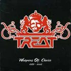TREAT Weapons of Choice album cover