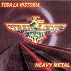 TREN LOCO Toda la historia album cover