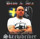 TRISKELON Blod & Ära En svensk salut till Skrewdriver album cover