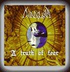TUNGUSKA A Truth Of Fear album cover